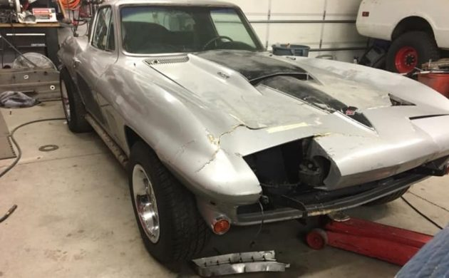 Tri Power Treat: 1967 Chevrolet Corvette Sting Ray