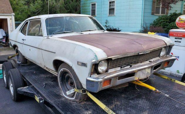 Chevrolet Nova For Sale - Barn Finds