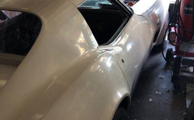 Cheap Corvette: 1975 Chevrolet Corvette