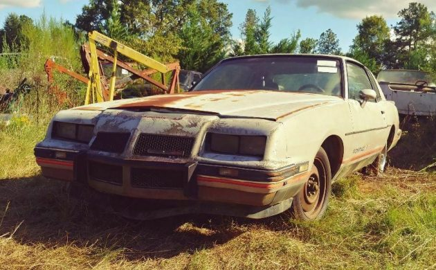 Rare G-Body: 1986 Pontiac Grand Prix 2+2