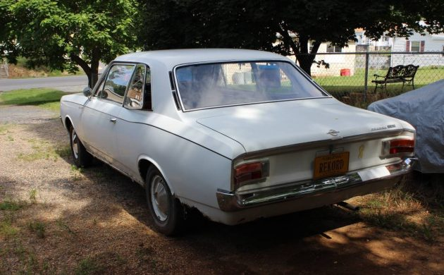 Package Deal 1969 Opel Rekord 1967 Commodore