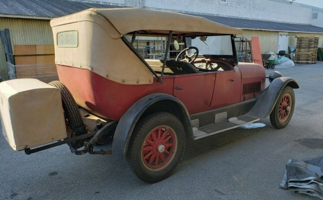 1923 Studebaker Special Six