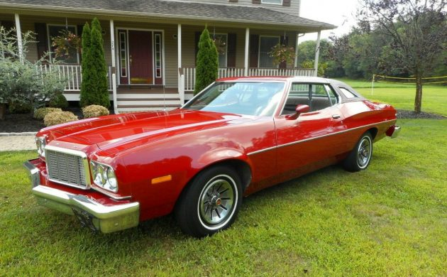 Limited Edition: 1976 Ford Torino