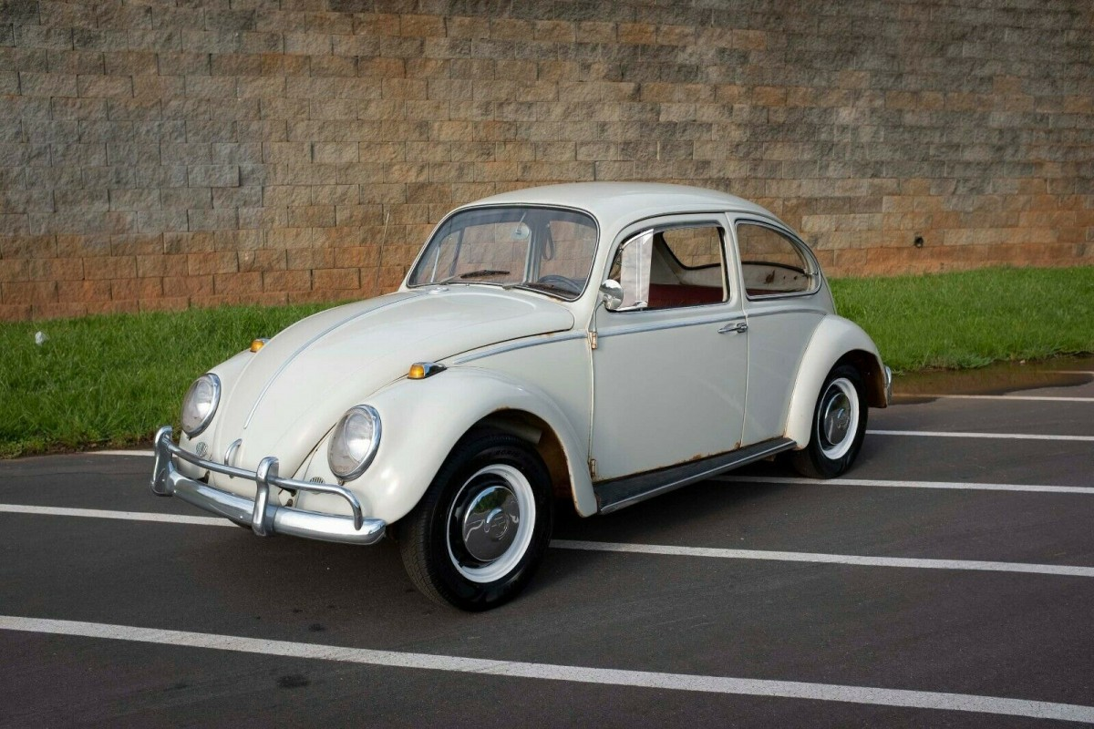 Red Light District Edition 1966 Volkswagen Beetle