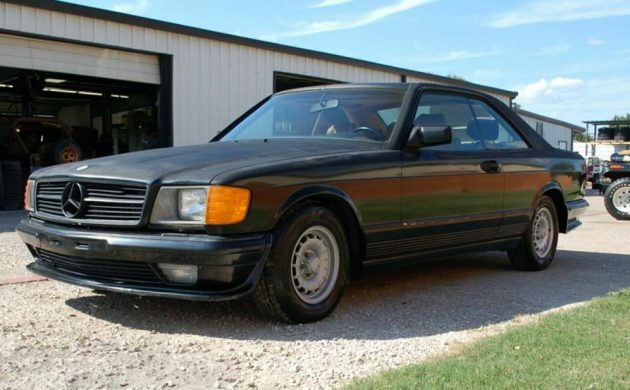 12k In Miles >> 1984 Mercedes 500 Sec Lorinser Edition With 12k Miles