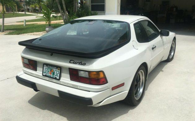 Ready For Fun 1986 Porsche 944 Turbo