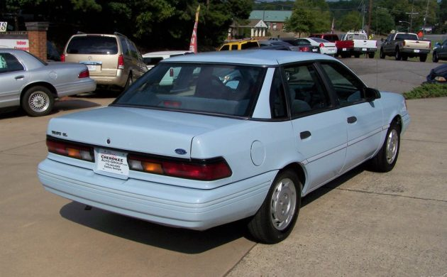 Strange Survivor  28k Mile 1992 Ford Tempo Gl