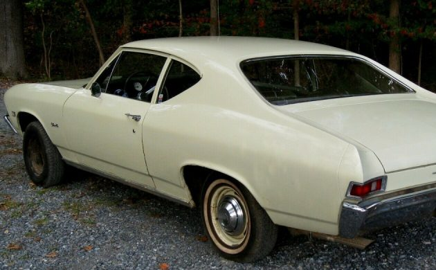1968 Chevrolet Chevelle 300 Deluxe Coupe