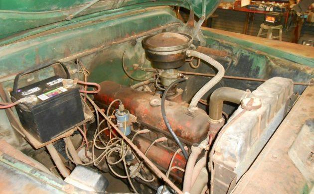 1958 GMC Suburban