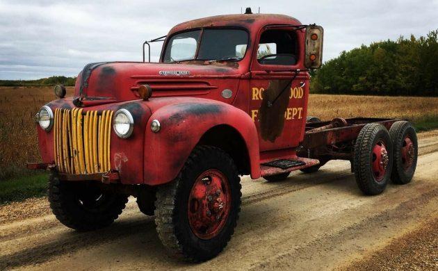 1941 Ford Marmon-Herrington