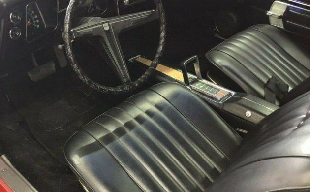 1968 Chevrolet Chevelle Mailbu SS clone