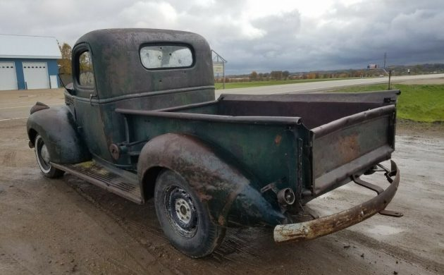 1946 Chevrolet Half Ton
