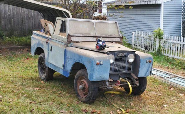 1963 Land Rover IIA