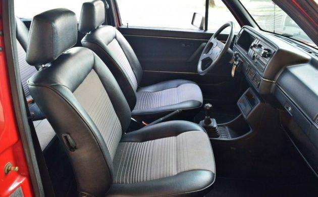 1987 Volkswagen Golf GT Mk2