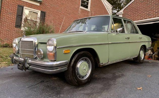 1973 Mercedes Benz 280