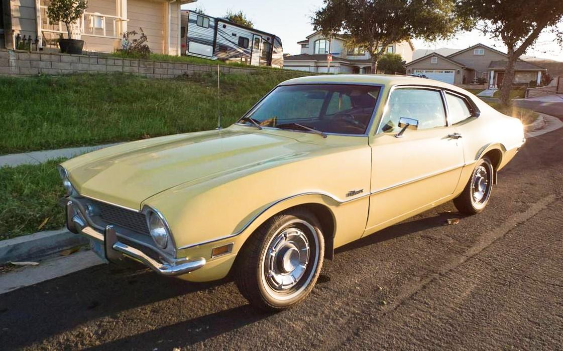Southern California Survivor: 1971 Ford Maverick - Barn Finds