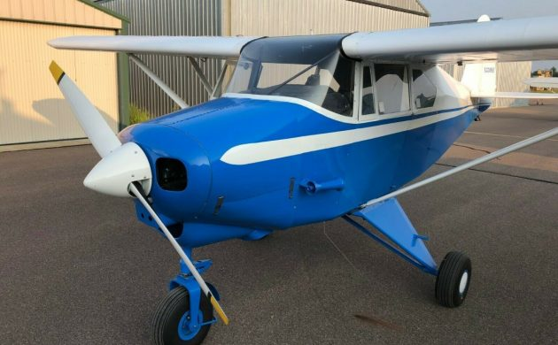Ready To Fly: 1960 Piper PA-22 Tri-Pacer