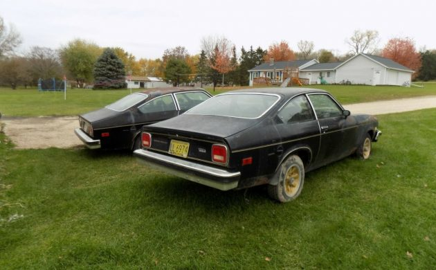 Two 1975 Chevy Cosworth Vegas