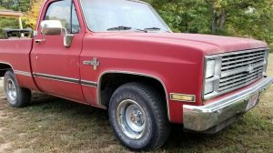 1984 Chevy Short Bed