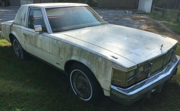 1979 Cadillac Seville Milan Coupe