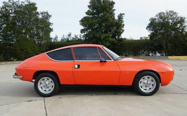 1971 Lancia Fulvia Sport 1600 Zagato
