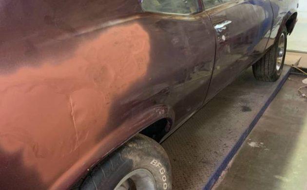 1969 Chevrolet Nova SS 396 Project