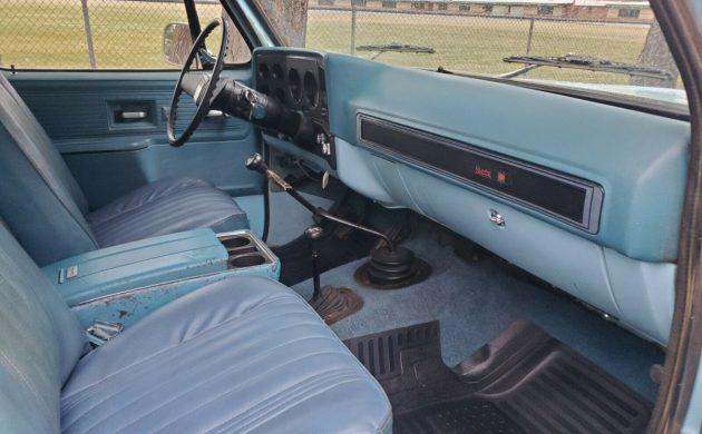 4-Speed Survivor: 1978 Chevrolet Blazer