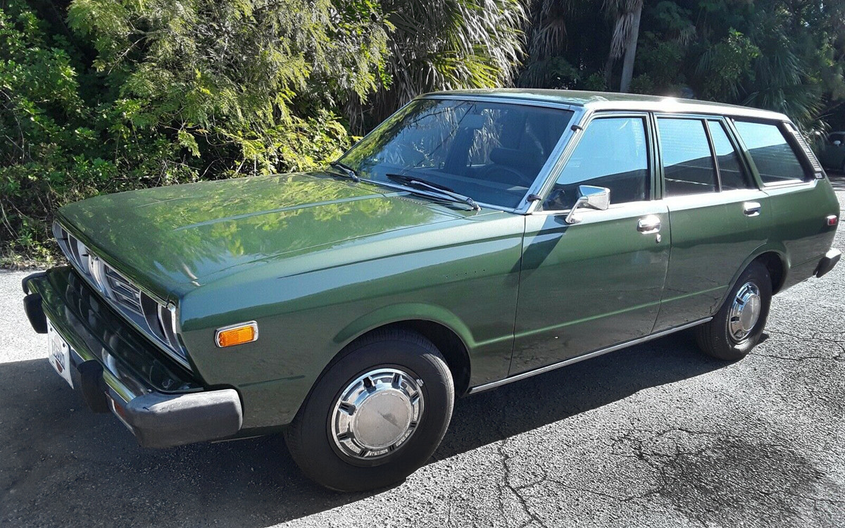 Rust-Free From Tennessee: 1978 Datsun 510