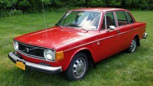 1973 Volvo 144