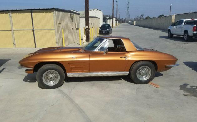 1964 Chevrolet Corvette bronze