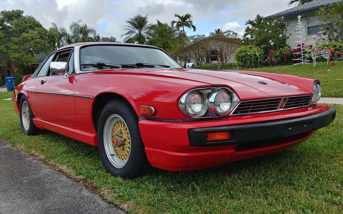 Rare TWR Package: 1990 Jaguar XJS
