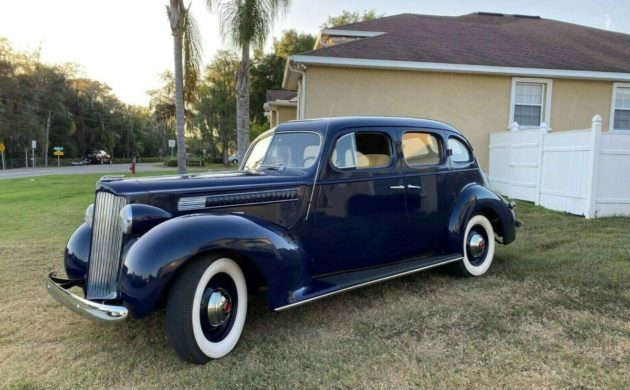 Manuals & Literature Automotive 1939 Packard Six Owners Manual 39 ...