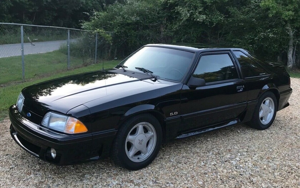 mustang gt 1992 ford