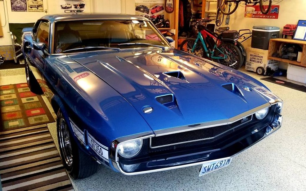 1 Of 24: 1969 Ford Mustang Shelby GT350