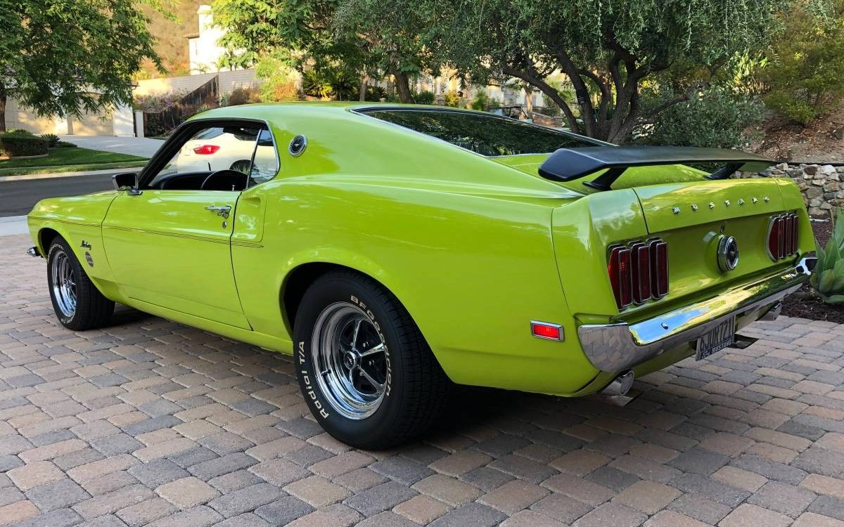 Rare 1969 Ford Mustang Limited Edition 600!