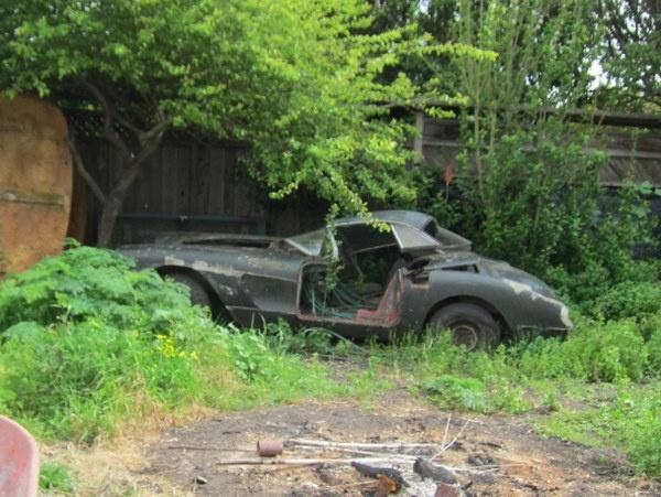 Backyard Vette: 1959 Chevrolet Corvette