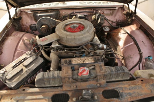 Barn lark 1963 buick skylark hardtop for Motor city barn finds