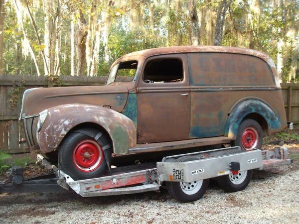 barn-find-1940-ford-panel-van