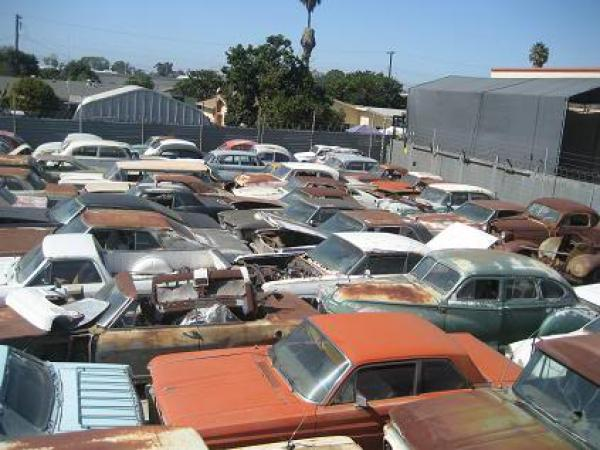 Chula Vista Salvage Yard Liquidation