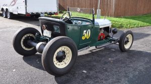Built To Drive: 1927 Ford T-Bucket