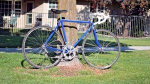 Italian Survivor: 1980 Olmo Competition Bicycle