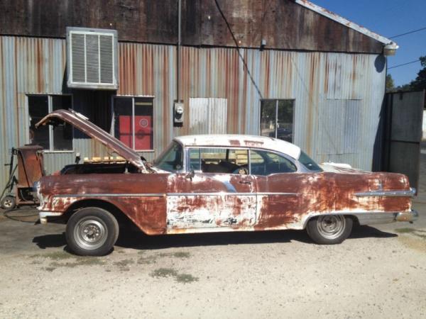 heavy-patina-1956-pontiac-star-chief-side-view