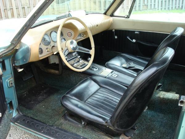 Reader S Ride 1963 Studebaker Avanti R1