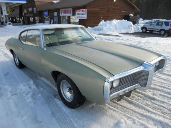 Lackluster Limelight 1969 Pontiac Lemans