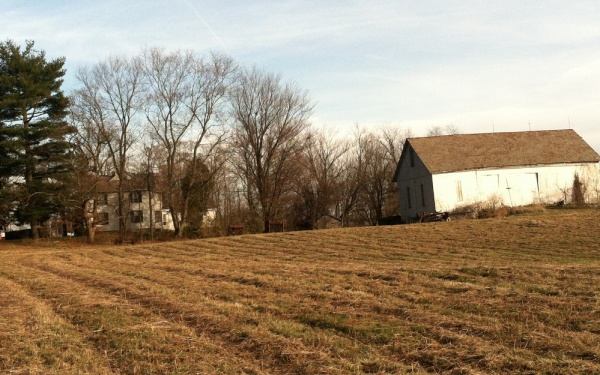 Farm A Is The One You Will Want To Be At On December 29th We Are Assuming That White Barn In Foreground Housing Collection