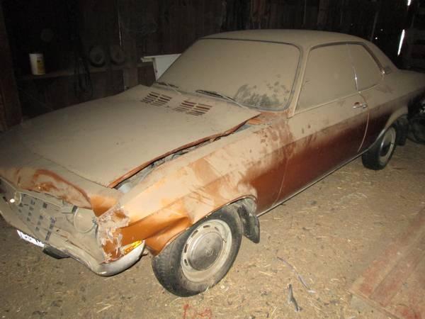 orange-1972-opel-1900-barn-find