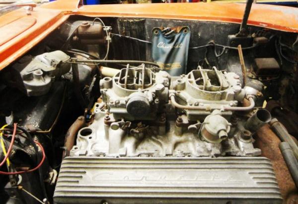 project-1956-corvette-engine