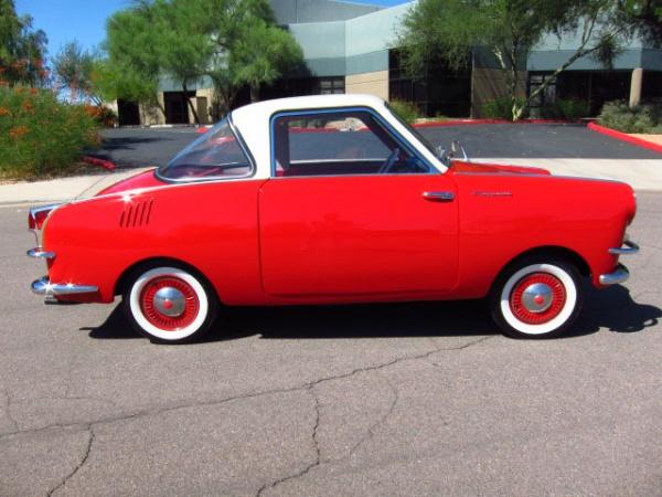 Micro Fun 1958 Goggomobil TS400